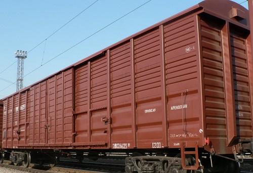 перевозки крытыми вагонами