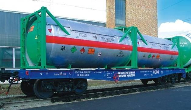 жд перевозка опасных грузов