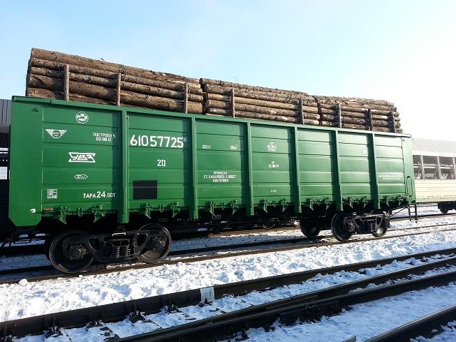 перевозка грузов в полувагонах